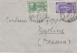 ESPRESSO 1933 L1,25+50 C. ANNO SANTO TIMBRO AMBULANTI (LV428 - 1900-44 Vittorio Emanuele III