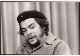 Lote PEP1316, Cuba, Postal, Postcard, Che Guevara, 1a Comparecencia En TV, 1959, Not Perfect Card - Cuba