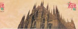 LIBRETTO CON FOGLIETTO ERINNOFILI ITALIA 98 (LV471 - 6. 1946-.. Repubblica