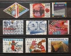 HOLANDA 1990- 1999. LOTE DE SELLOS USADOS - USED. - Periodo 1980 - ... (Beatrix)