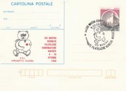 INTERO POSTALE FIL.MASSESI 1993 ANNULLO SPECIALE TIRATURA LIMITATA (LV778 - 6. 1946-.. Repubblica