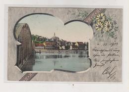 CROATIA  METKOVIC Nice Postcard - Croatia