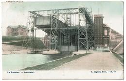 La Louvière - Ascenseur - 1908 - L. Lagaert N° 12 - 2 Scans - La Louvière