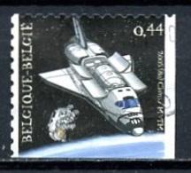 Belgique - Belgium - Belgien 2005 Y&T N°3358bd - Michel N°3421Dor (o) - 0,44€ Navette Spatiale - Belgium