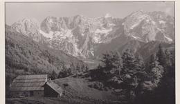 SL961  ~   JEZERSKO    --   KAMNISKE PLANINE Z JEZERSKEGA VRHA  ~   REAL PHOTO PC - Slovenia