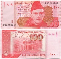 Pakistan - 100 Rupees 2018 UNC Lemberg-Zp - Pakistan