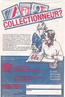 Pochette Publicitaire - Vieux Papiers