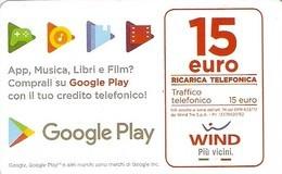 *ITALIA - WIND* - Ricarica Usata (sc. 30/06/2020) - Schede GSM, Prepagate & Ricariche