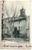 - GRANS  - ( B.-du-R ) - Cloche De église, écrite, Ancienne, épaisse, Non écrite, Collection L A, TTBE, Scans . - Autres Communes
