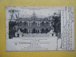 BOULOGNE SUR MER. Le Congrés Espérantiste De 1905. - Boulogne Sur Mer