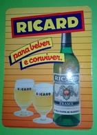 Calendrier De Poche Ricard 1985 - Calendriers