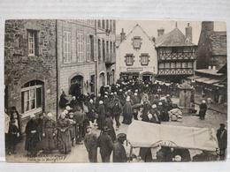 Saint-Renan. Place De La Mairie. Animée - Autres Communes
