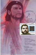 Lote PEP1319, Cuba, Postal, Postcard, Che Guevara, Cancelacion 30 Aniversario De Ciencias Medicas, 2 - Cuba