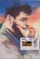 Lote PEP1320, Cuba, Postal, Postcard, Che Guevara, Cancelacion 30 Aniversario De Ciencias Medicas, 3 - Cuba