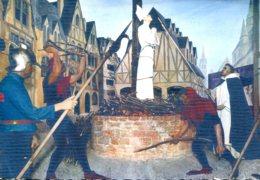 76 - Rouen : Musée Jeanne D'Arc Du Vieux Marché (au Verso Ticket D'entrée à 0,75 F) - Rouen