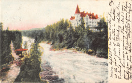 R184687 Imatra. 1904. Postcard - Postcards