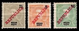 1911 Mozambique (3) - Mozambique