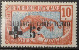 OUBANGUI-CHARI - N° 18 A   - Neuf  *  -  TTB - Unclassified