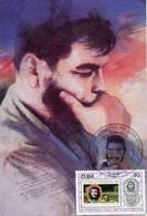 Lote PEP1324, Cuba, Postal, Postcard, Che Guevara, Cancelacion 80 Aniversario Del Natalicio, 2 - Cuba