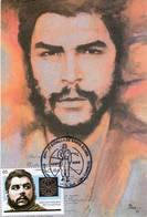 Lote PEP1325, Cuba, Postal, Postcard, Che Guevara, Cancelacion Aniversario 50 De La Batalla De Santa Clara, 2008 - Cuba