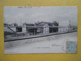 CALAIS. Le Pont Richelieu. - Calais