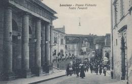 LANCIANO - PIAZZA PLEBISCITO - TEATRO FENAROLI - Chieti