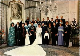 CPM Huwelijk Van HKH Prinses Margriet&P. Van Vollenhoven DUTCH ROYALTY (814385) - Familles Royales