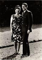 CPM HKH Prinses Margriet En Mr. P. Van Vollenhoven DUTCH ROYALTY (814425) - Familles Royales