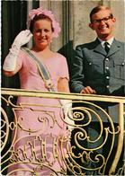 CPM HKH Prinses Margriet En Mr. P. Van Vollenhoven DUTCH ROYALTY (814427) - Familles Royales
