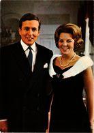 CPM HKH Prinses Beatrix En ZKH Prins Claus DUTCH ROYALTY (814453) - Familles Royales