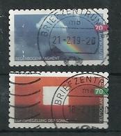 ALEMANIA 2019 - MI 3444/45 - [7] République Fédérale