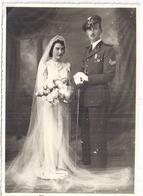 MILITAIRE ITALIEN BIEN MEDAILLE - MARIAGE  ANNEE 40.50 - Guerre, Militaire