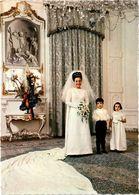 CPM Huwelijk Van HKH Prinses Margriet&P. Van Vollenhoven DUTCH ROYALTY (814394) - Familles Royales