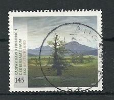 ALEMANIA 2019 - MI 3433 Caspar David Friedrich - [7] République Fédérale