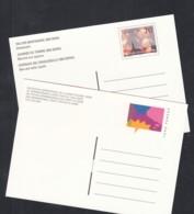 SCHWEIZ  P 297 + 299, Gungebraucht, Comicfestival + Tag Der Briefmarke, 2003 - Ganzsachen