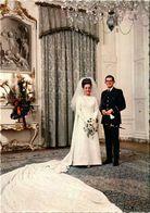 CPM Huwelijk Van HKH Prinses Margriet&P. Van Vollenhoven DUTCH ROYALTY (814393) - Familles Royales