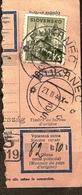 Slovakia Money Order Pukanec 1944 ... Ak223 - Slovaquie