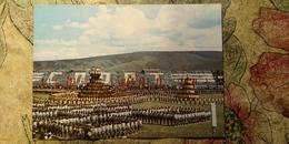 Mongolia. Ulan Bator Central Stadium - Stade. - Stadien