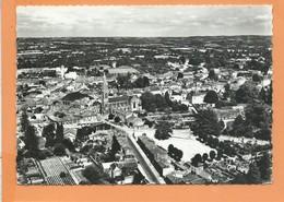 CPSM Grand Format - La France Vue Du Ciel - 1  - Le Chataigneraie -(Vendée ) - Vue Générale - La Chataigneraie