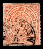 1868 Germany North German Federation - North German Conf.