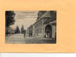 F1103 - CHAMPAUBERT LA BATAILLE - 51 - La Place - Altri Comuni