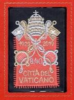 CITTA' DEL VATICANO -  2019 The 90th Anniversary Of The Vatican City State  11. Febbraio  - BASSA TIRATURA - INCLUSO FDC - Vaticano (Ciudad Del)