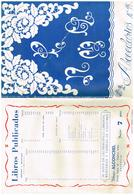 Broderie - Abecedarios N° 19 Dibujos Alconchel Valencia Patente N° 143.336 Registrado -  Prix 7 Ptas. - Vita Quotidiana
