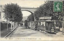 63 LOT 1 De 8 Belles Cartes Du Puy-de-Dôme , état Extra - Cartoline
