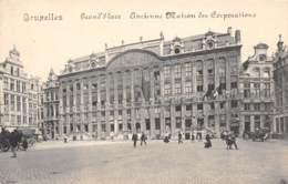 BRUXELLES - Grand'Place - Ancienne Maison Des Corporations - Places, Squares