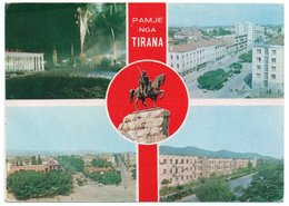 ALBANIE/ALBANIA - TIRANA VIEWS FROM THE TOWN - Albania