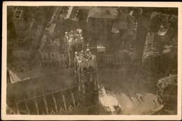 BRUXELLES : Vue Aérienne De L'Eglise Ste Gudule - Monuments