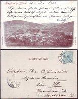 SLOVAKIA - ZLINA  - Edit A. Brezik Zlin - 1900 - Slowakei