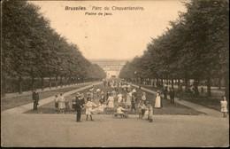 BRUXELLES :  Parc Du Cinquantenaire - Forêts, Parcs, Jardins