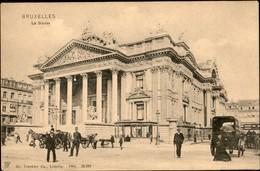 Bruxelles :  La Bourse - Monumenten, Gebouwen